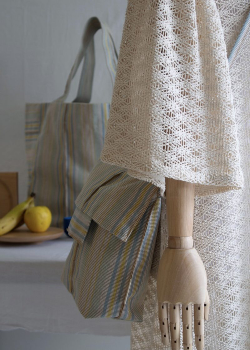 Sustainable clothing and accessories made from organic fabrics